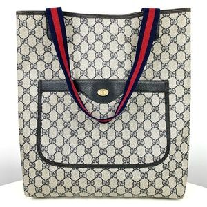 GUCCI Vintage Tote Bag